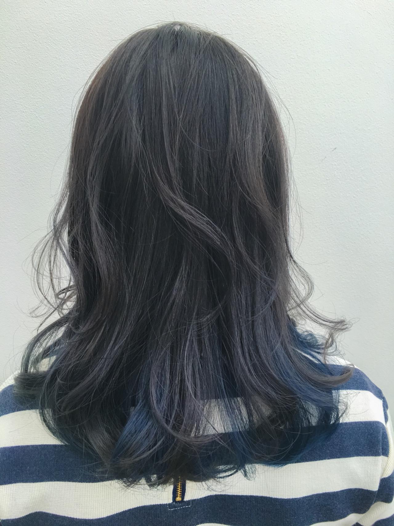 ぶれないオシャレを楽しみたい!ハイセンスな派手髪カタログ。 仲澤 武 / tornado