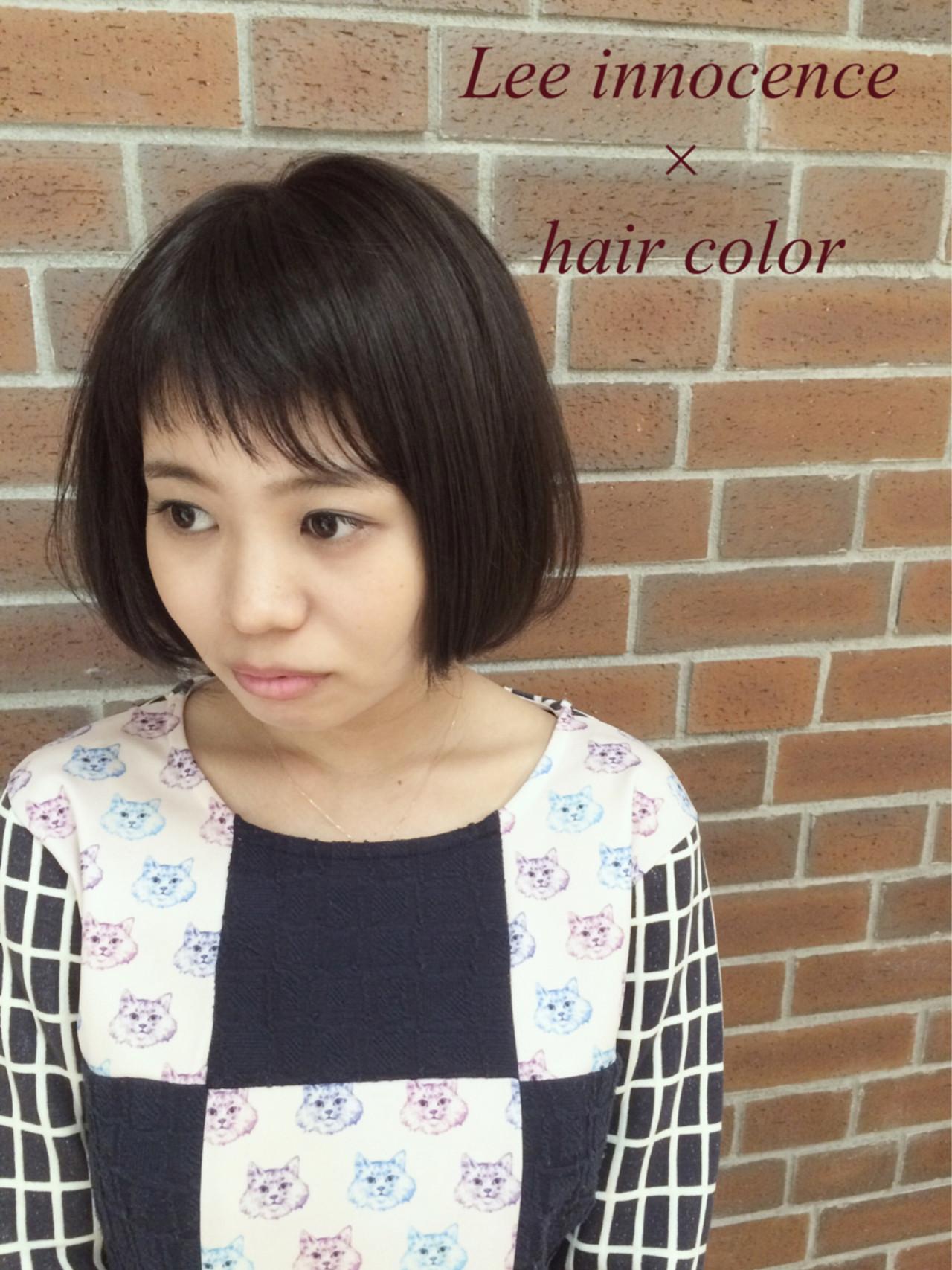 アッシュ 色気 ナチュラル 外国人風 ヘアスタイルや髪型の写真・画像 | Lee innocence 宮本伸一(shin) / Lee innocence 西宮北口店
