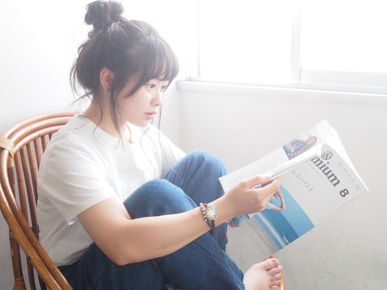 簡単アレンジの定番!お団子ヘアの作り方を初心者向け〜進化系まで♡ Asuka