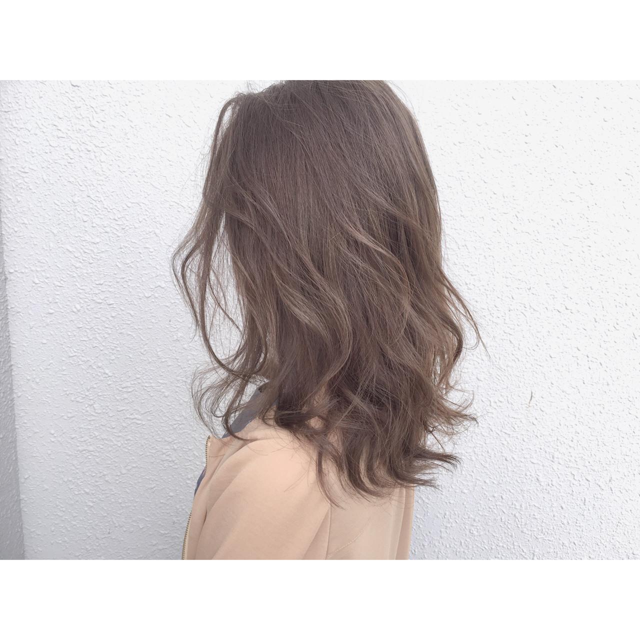 次の髪色はこれで決まり。話題のグレージュ総まとめ! 廣長 毅