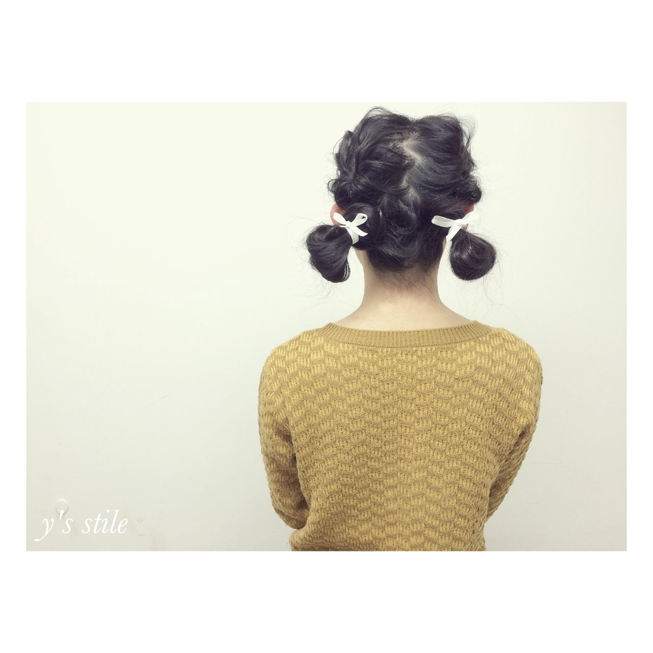 ガーリー 結婚式 モード ミディアム ヘアスタイルや髪型の写真・画像   YUJI / LIICHI / LIICHI (リイチ)