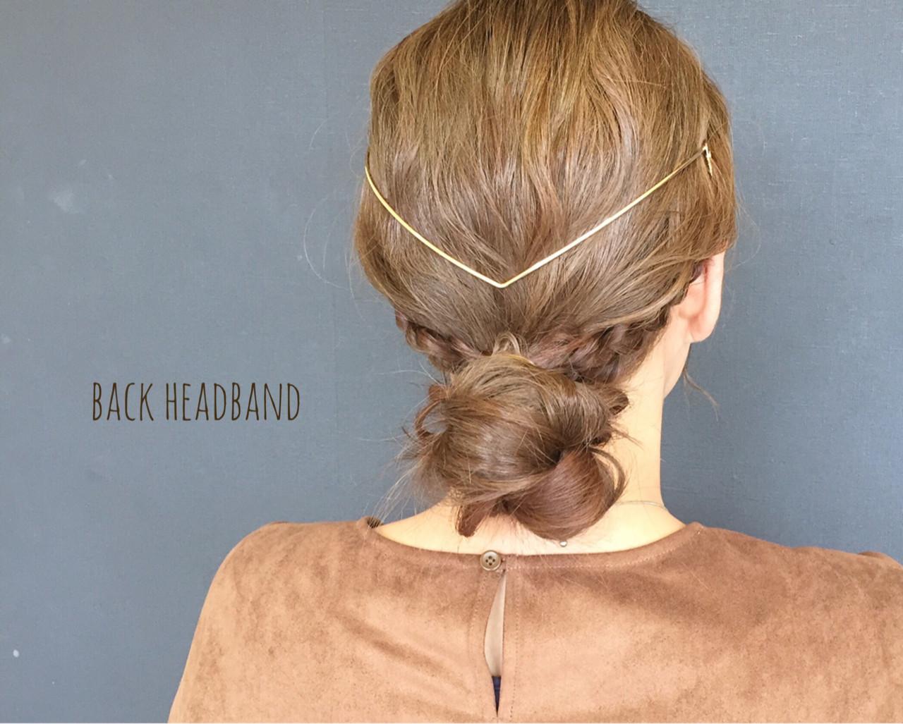 大人女子 三つ編み イルミナカラー セミロング ヘアスタイルや髪型の写真・画像 | 石井美那 / BERA g hair