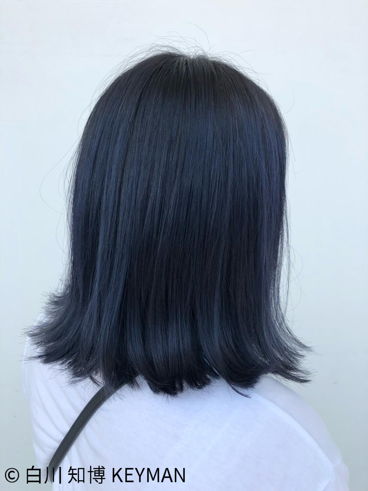 スポーツ ボブ アウトドア ロブ ヘアスタイルや髪型の写真・画像 | 白川 知博 / KEYMAN