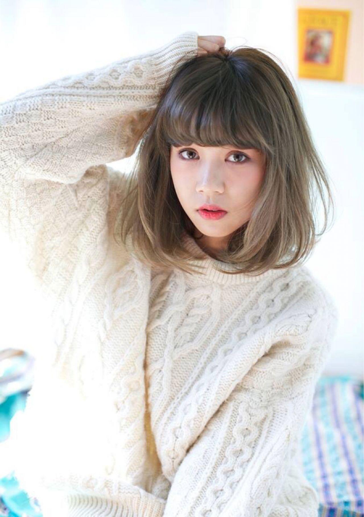 ショートカットの魅力UPはグラデーションカラーで!髪色の魔法で変身♡ 佐脇 正徳 / LOAVE