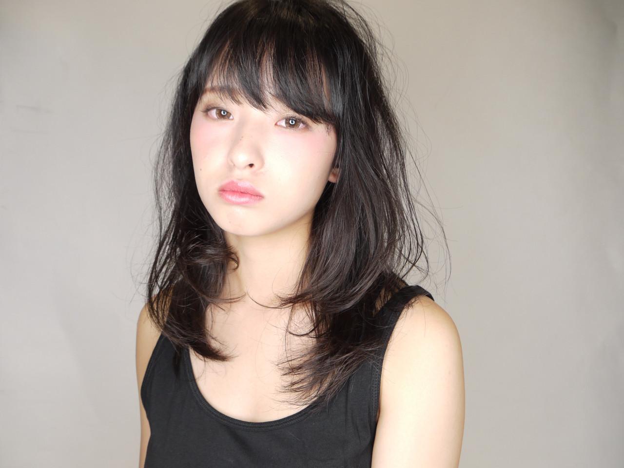 黒髪×パーマで作る媚びない夏の大人女子特集♡ 矢木 智浩