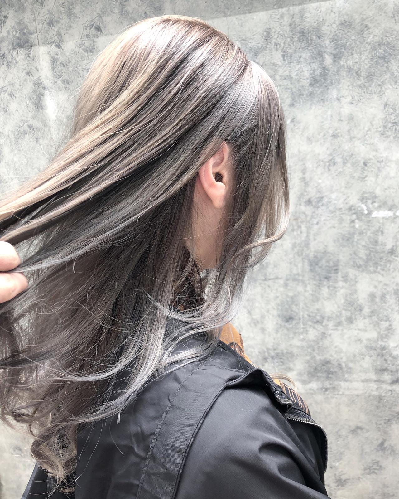 外国人 簡単ヘアアレンジ ヘアアレンジ 外国人風カラー ヘアスタイルや髪型の写真・画像 | C-ZONE FBeauty村山 武 / C-ZONE by FBeauty