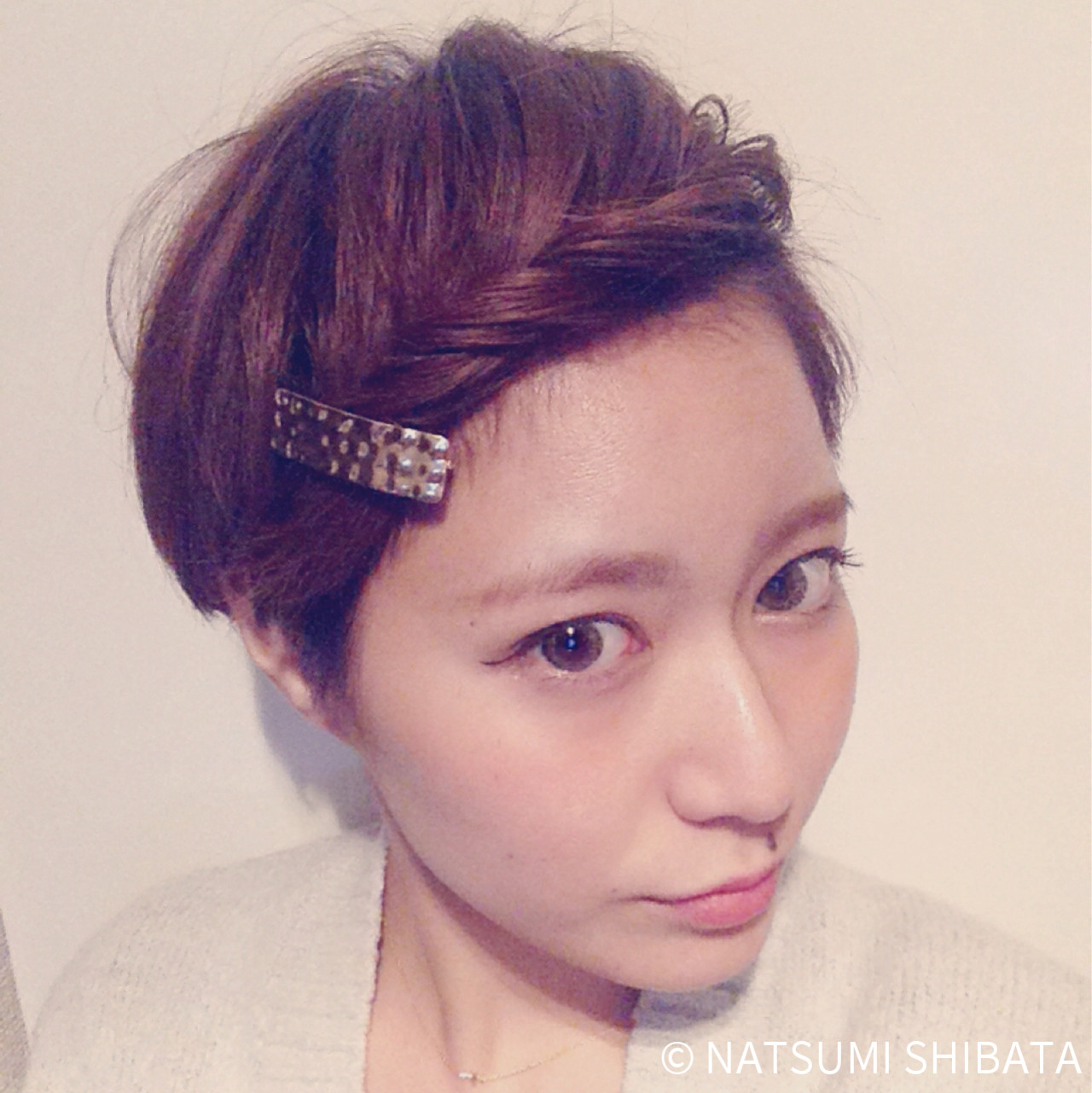 好印象をGETしたい!初心者でもできる前髪ヘアアレンジ NATSUMI SHIBATA / ALBUM