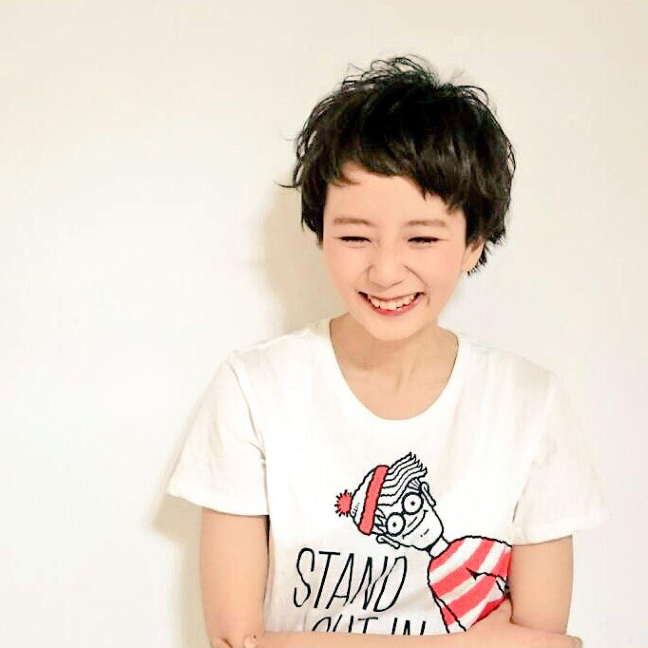 可愛いはショートで作るのが今どき♡ショートヘアまとめ kinoko.