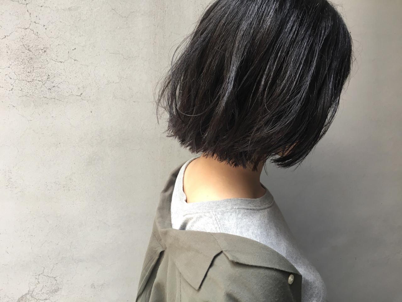 ナチュラル 抜け感 アッシュ 大人かわいい ヘアスタイルや髪型の写真・画像 | 杉谷 将也 / DiLL / DiLL