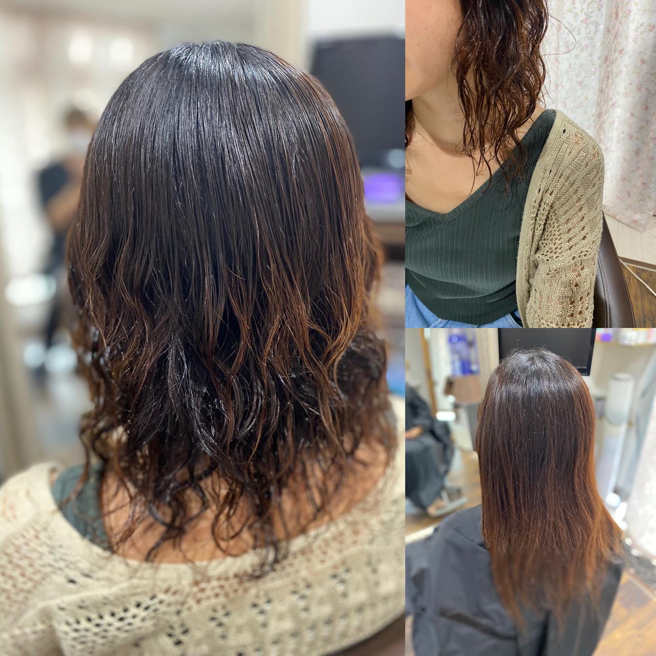波巻き スパイラルパーマ ガーリー 波ウェーブ ヘアスタイルや髪型の写真・画像