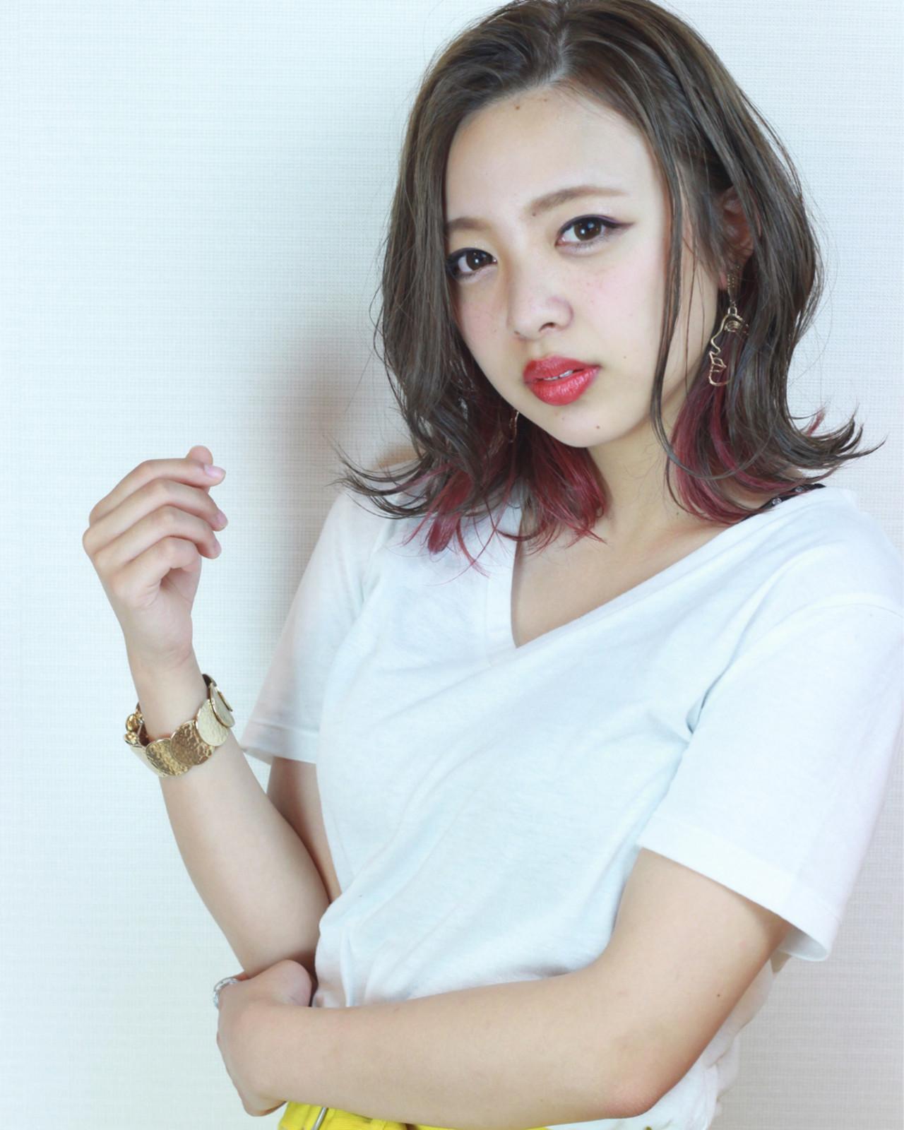 透明感 グレージュ 上品 外国人風カラー ヘアスタイルや髪型の写真・画像 | 松田 和幸 / tuuli
