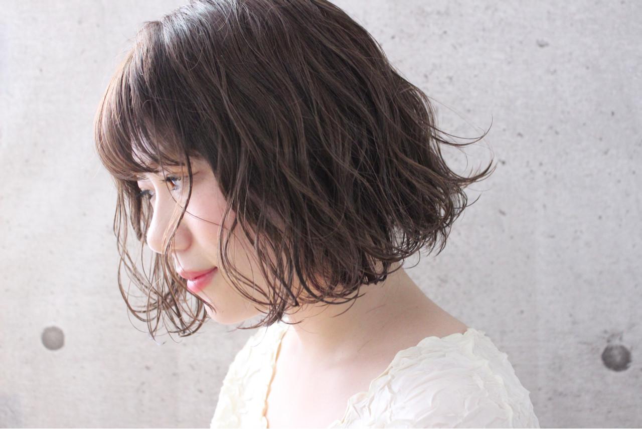 大人かわいい 透明感 ゆるふわ 大人女子 ヘアスタイルや髪型の写真・画像 | 上田智久 / ooit 福岡 天神 / ooit