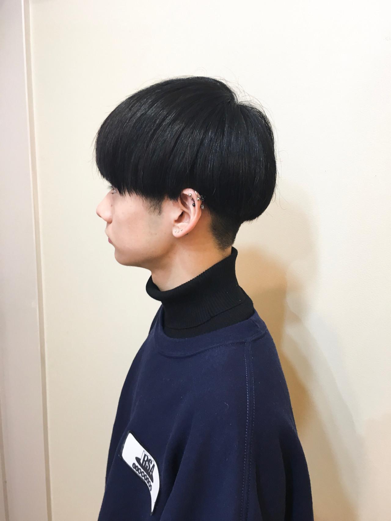メンズ ショート メンズスタイル メンズカット ヘアスタイルや髪型の写真・画像 | 《町田の美容師》キタダヒロキ / Hair Frais Make