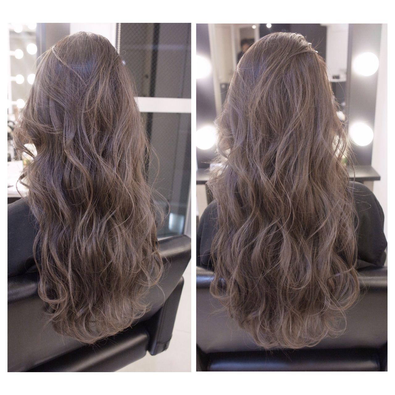 モード ストリート 秋ヘアスタイルや髪型の写真・画像