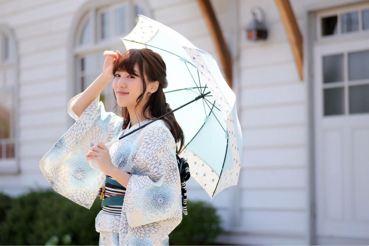 お祭り ナチュラル 花火大会 夏 ヘアスタイルや髪型の写真・画像 | Marina /