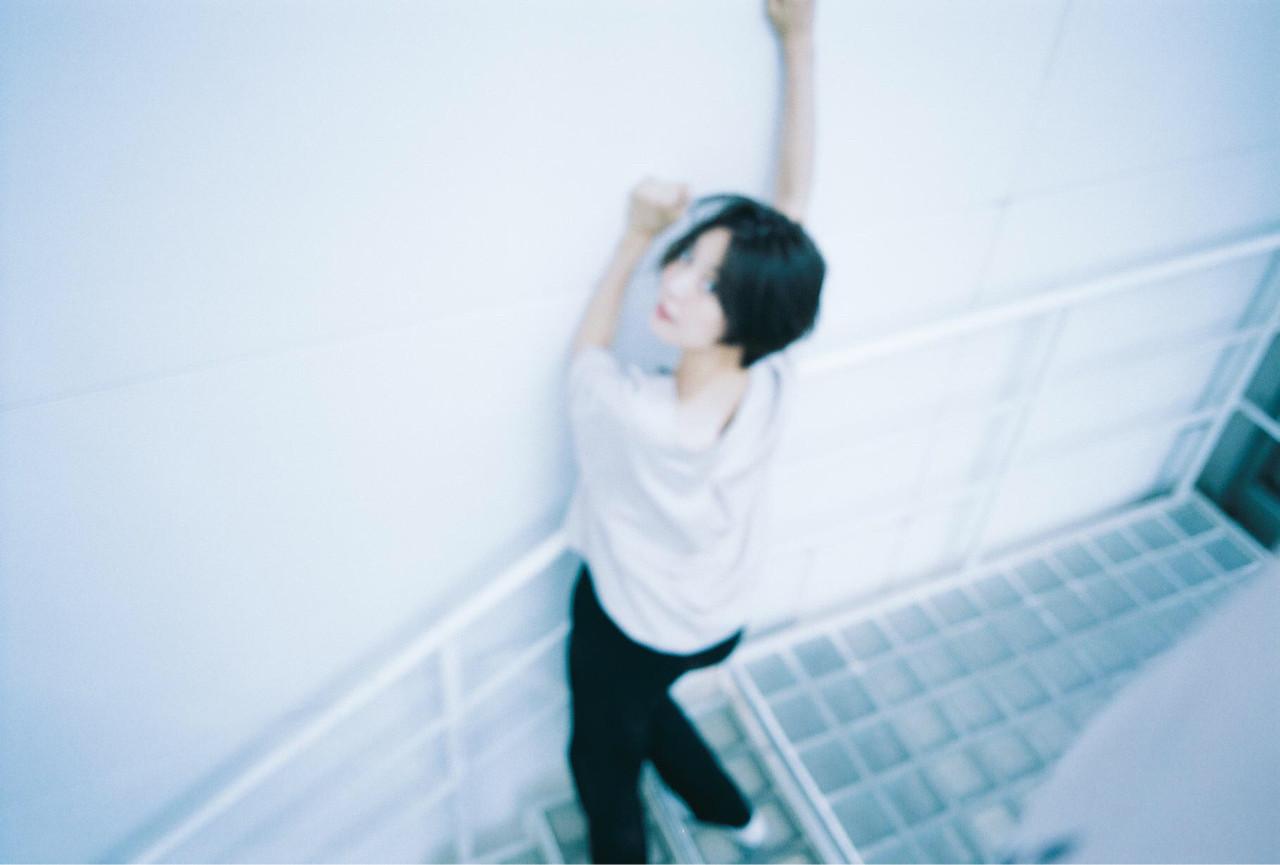 ナチュラル ショート 似合わせ ヘアスタイルや髪型の写真・画像   間島 勇大 / Gigi