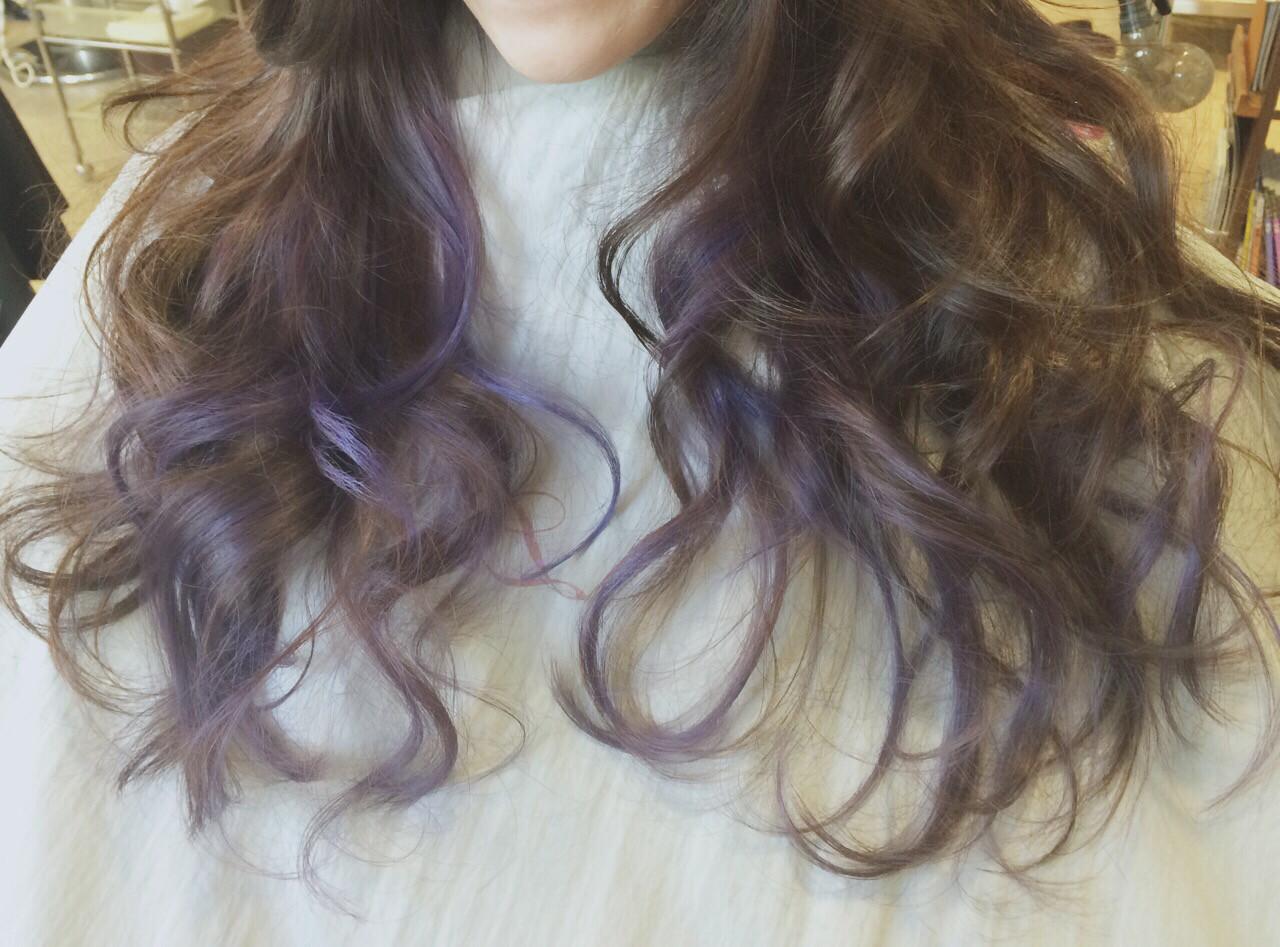 髪を春色に!パステルカラーで超絶可愛いヘアをGET♡ 日岐瑞枝 / HAIR'S Lunetta