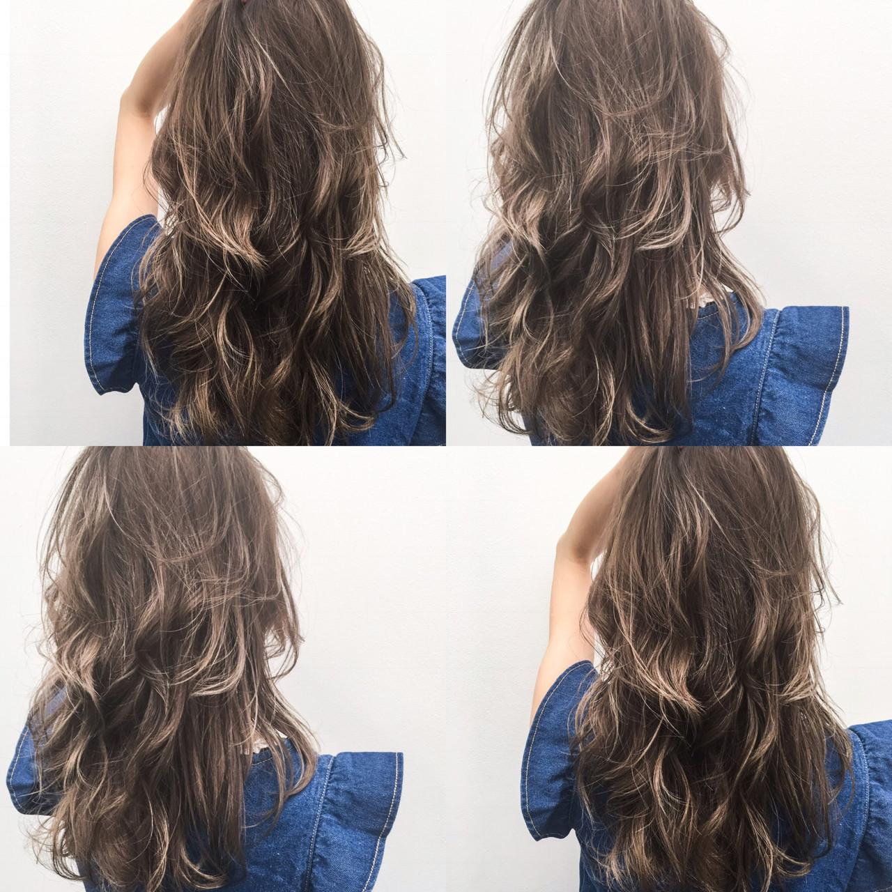 色気 セミロング 外国人風 簡単ヘアアレンジ ヘアスタイルや髪型の写真・画像 | 長谷川 龍太 / hair design tea