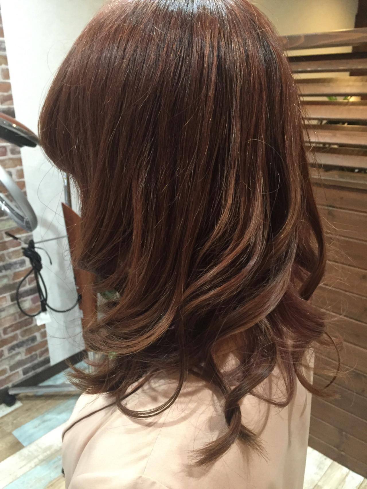 フェミニン 春 大人かわいい ガーリー ヘアスタイルや髪型の写真・画像 | NAOTO / atelier Lo-nA haircare & design
