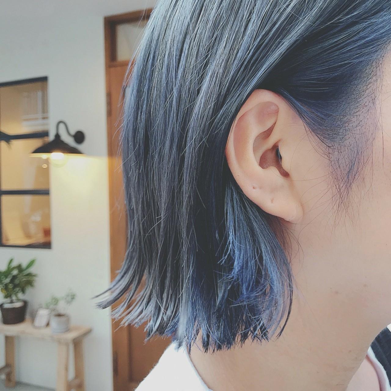 デート 色気 ショート ゆるふわ ヘアスタイルや髪型の写真・画像   浦川由起江 / nanon