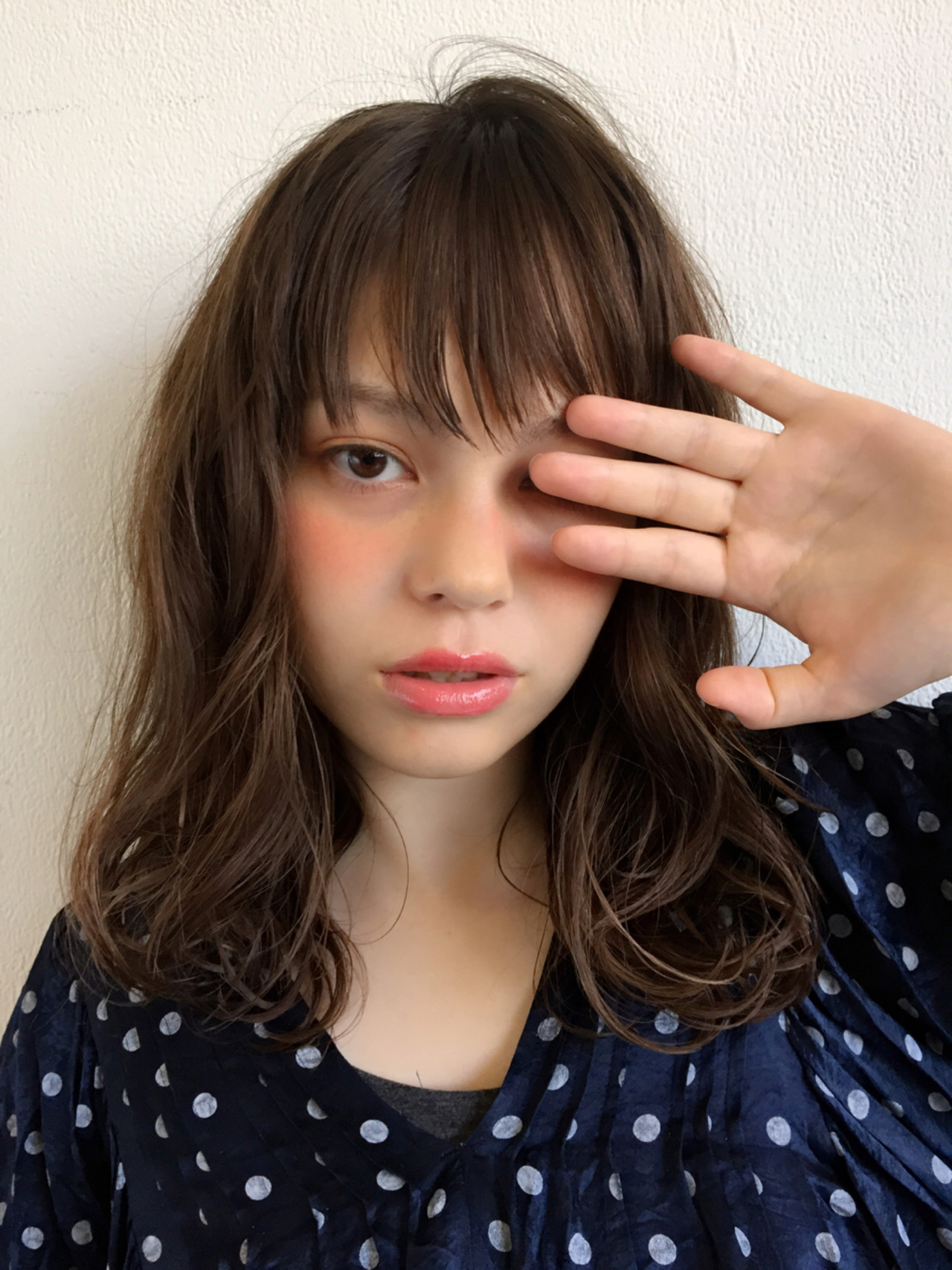 揺れる毛先に惚れ惚れ♡肩上パーマでどストライクの髪型を目指せ。 吉山太智 / HEART