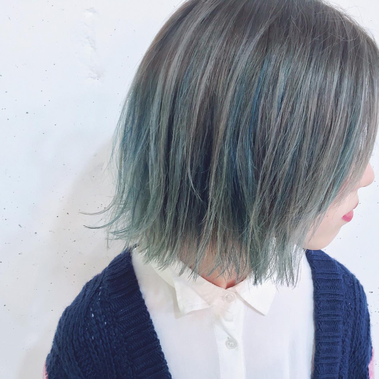 ぶれないオシャレを楽しみたい!ハイセンスな派手髪カタログ。 原木翔太 / sowi hair design