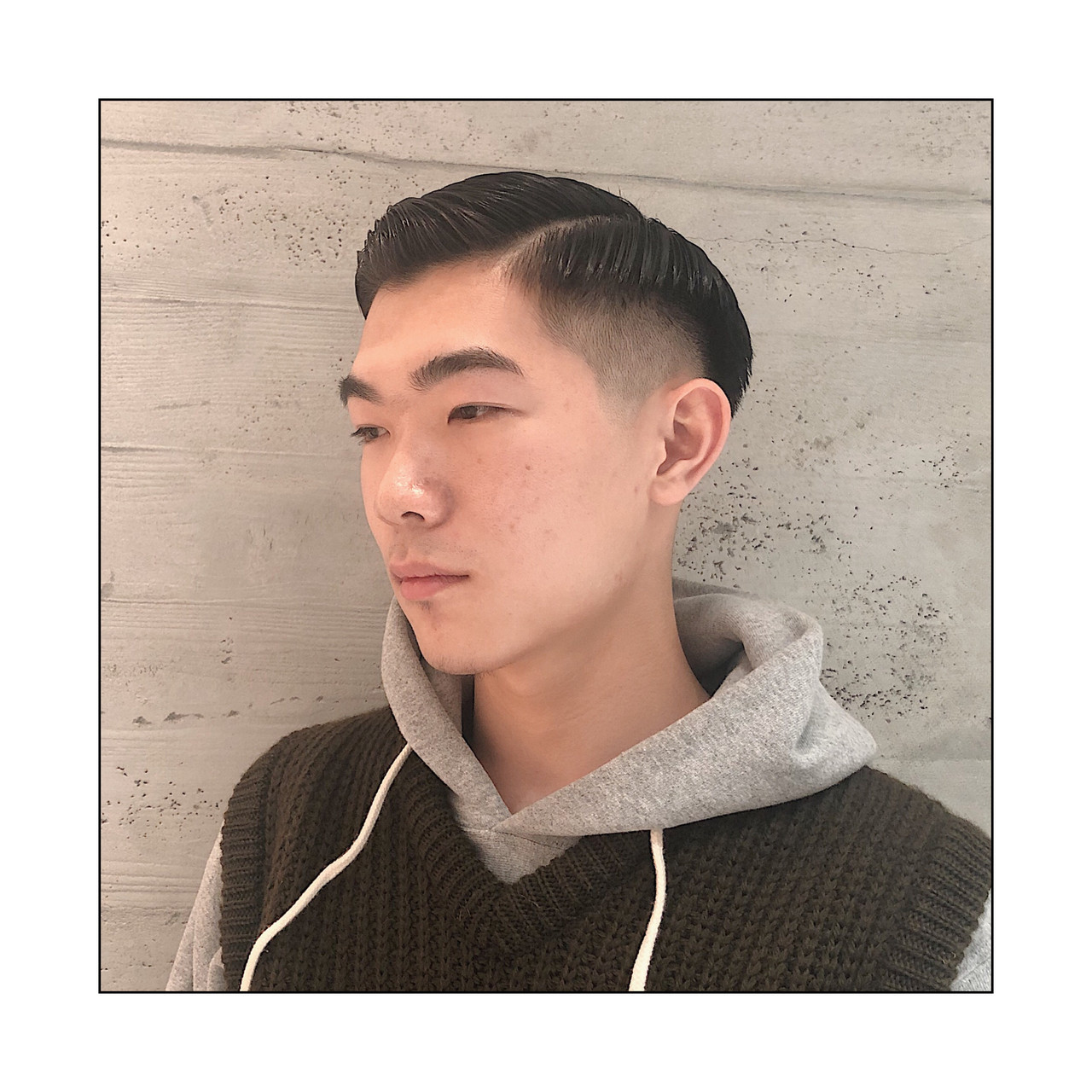 メンズスタイル メンズショート ストリート メンズヘアスタイルや髪型の写真・画像