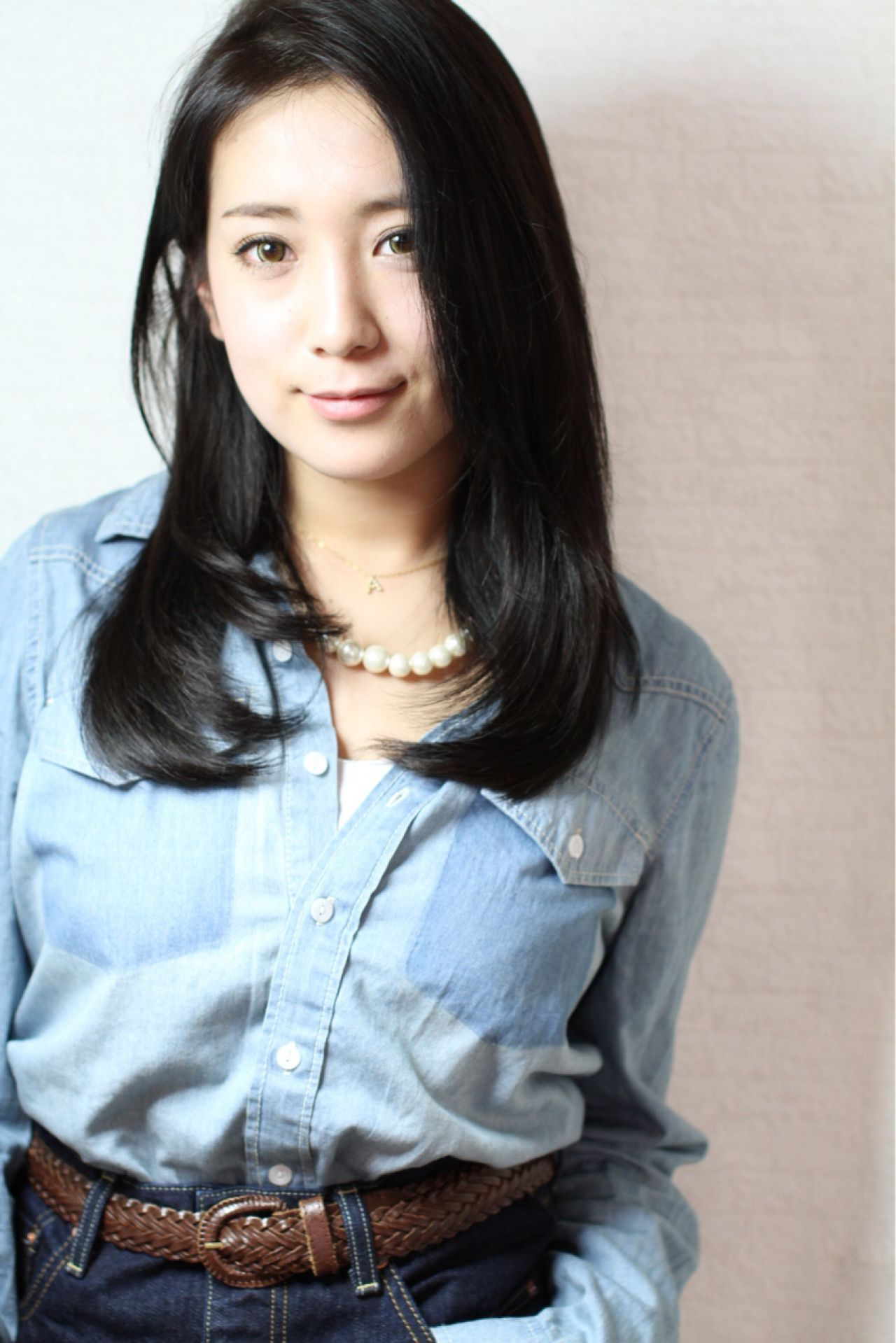 モテる黒髪はセミロングでしょ!清楚で可愛い黒髪セミロング10選! Yusuke Miichi