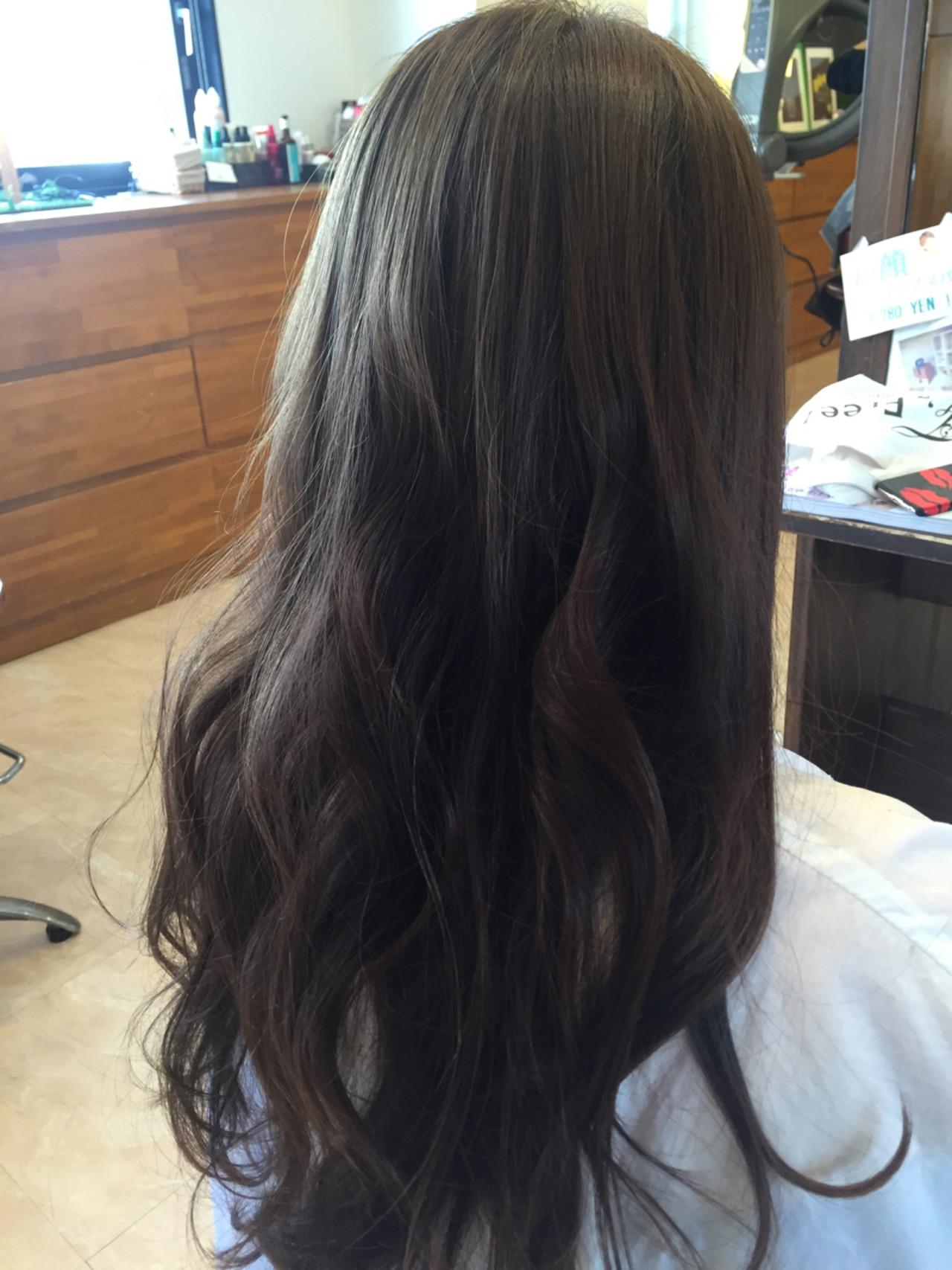 グレージュ ストリート かっこいい 大人女子ヘアスタイルや髪型の写真・画像