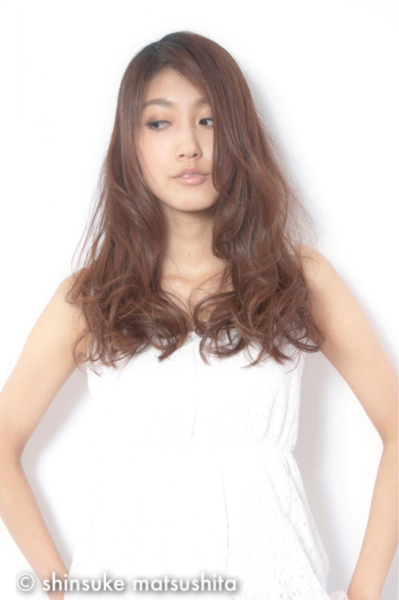 夏の髪色、もう決まった?可愛すぎて気分底上げのヘアカラーをご紹介♪ 松下 真輔 / keep hair design
