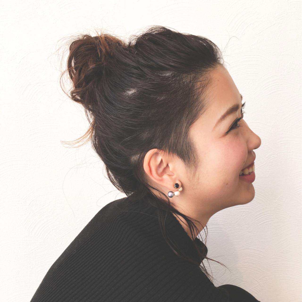 ノーバングってヘアアレンジしにくい・・・?前髪なんていらないアレンジ術大公開☆ 村上 ゆうすけ / SAKURA