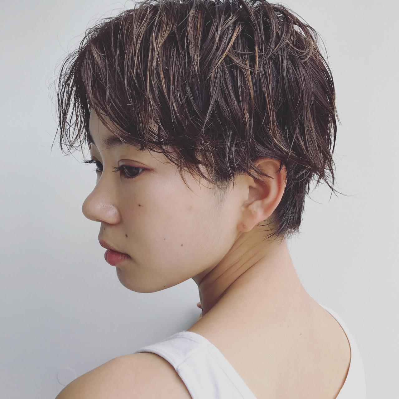 大人かわいい 外国人風 透明感 秋 ヘアスタイルや髪型の写真・画像 | 馬橋達佳 / log
