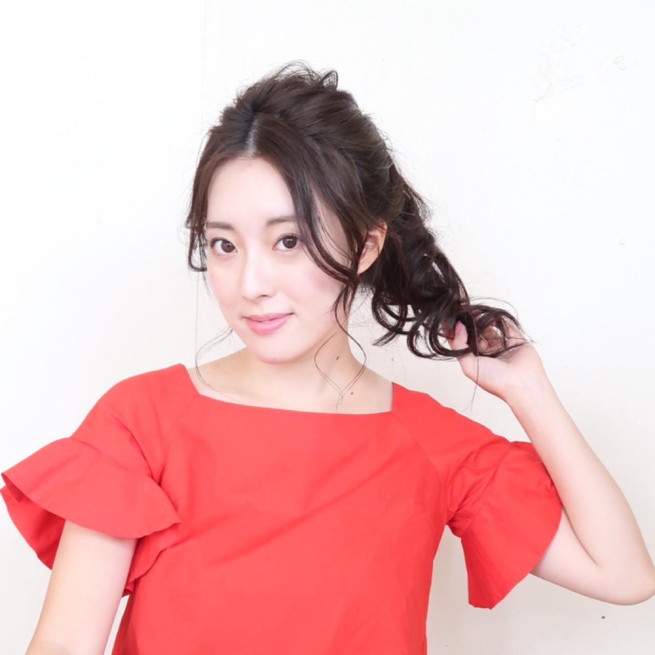 リラックス 大人かわいい ナチュラル ロング ヘアスタイルや髪型の写真・画像 | 平川 元気 / MAPUNA