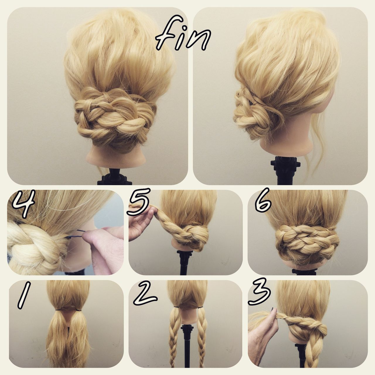 結婚式 ロング 簡単ヘアアレンジ ナチュラル|Hair Atelier nico