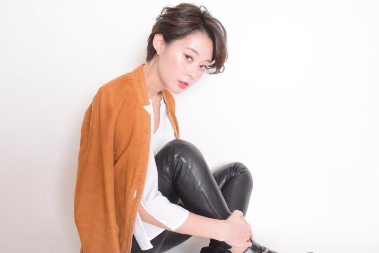 ジェンダーレス女子は中性的な髪型が決め手♡テイスト別にスタイル紹介! 瀧田 喬