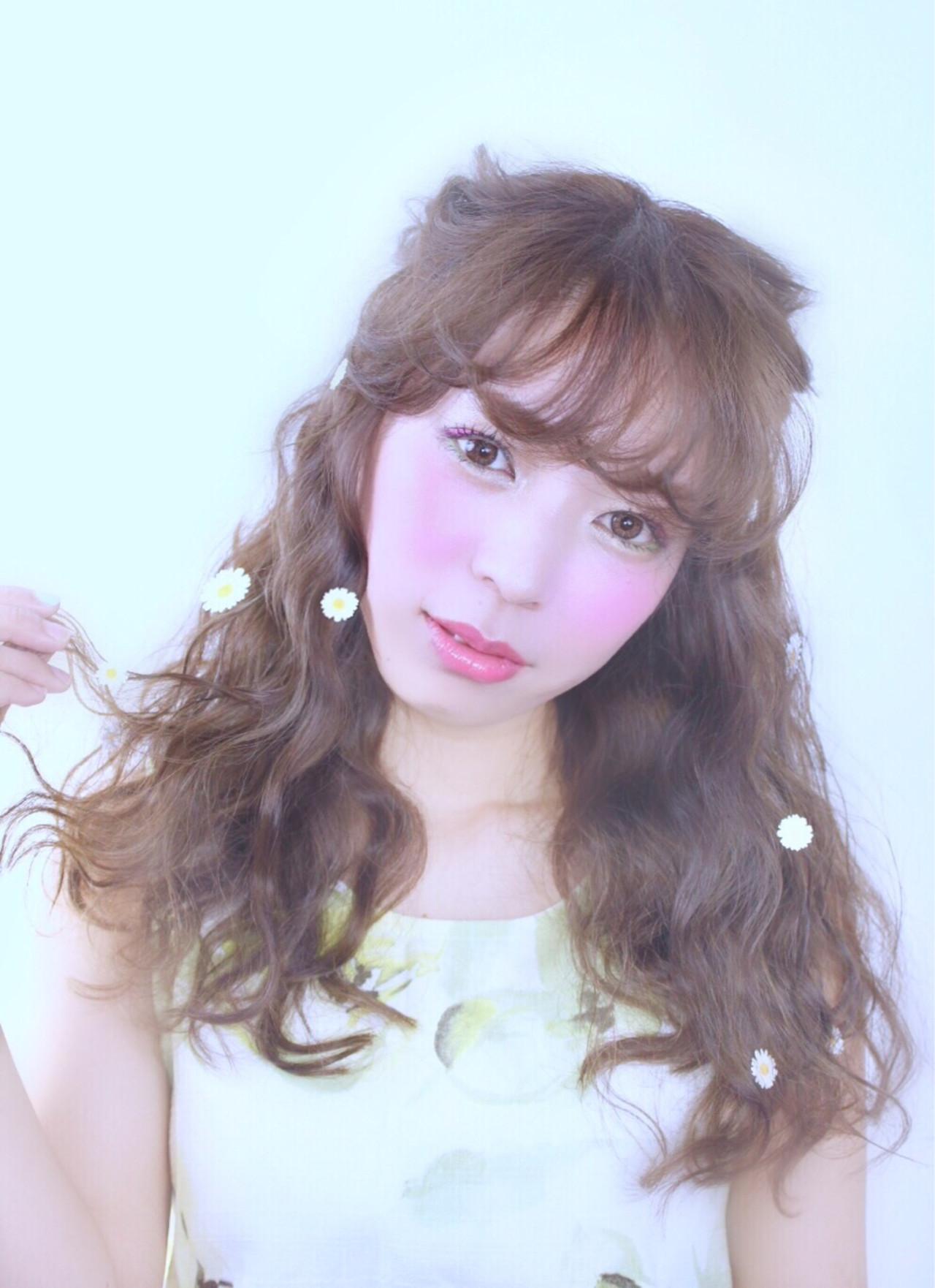 韓国で流行りの「복숭아メイク(桃メイク)」、日本にも上陸か・・・!?♡ IKUMI / Bridal Salon Felice