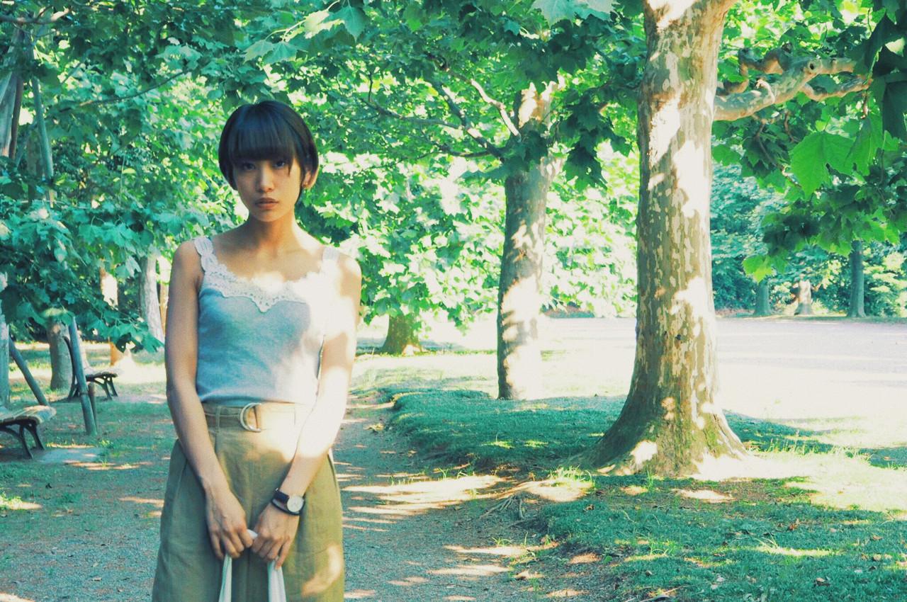 似合わせ 小顔 ショート ガーリー ヘアスタイルや髪型の写真・画像 | Karin /