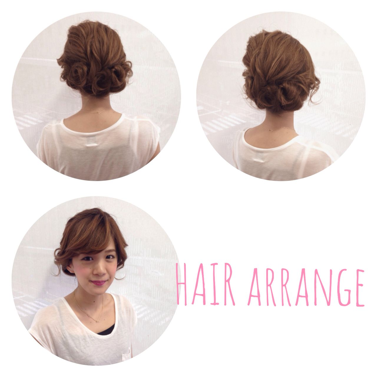 モテ髪 ゆるふわ コンサバ ショート ヘアスタイルや髪型の写真・画像 | 深澤 梓 / PEAR+L  パール