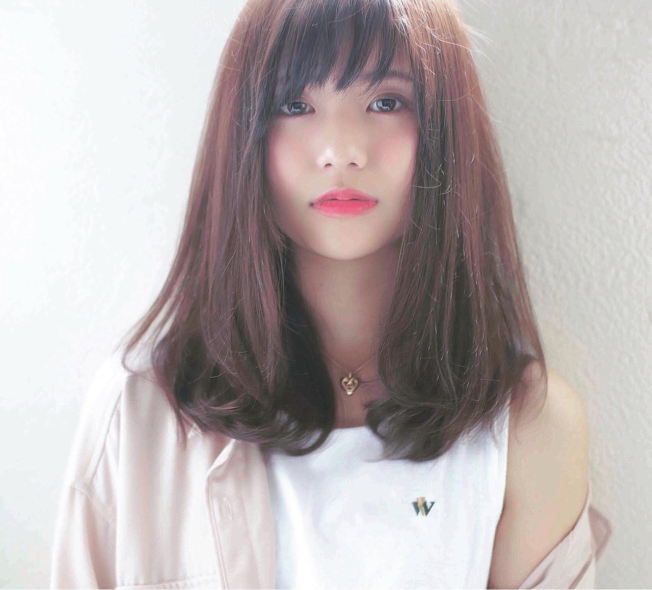 前髪重めスタイルでデカ目&小顔をつくる方法まとめ 宮内 陽光(みやうち あきみつ)