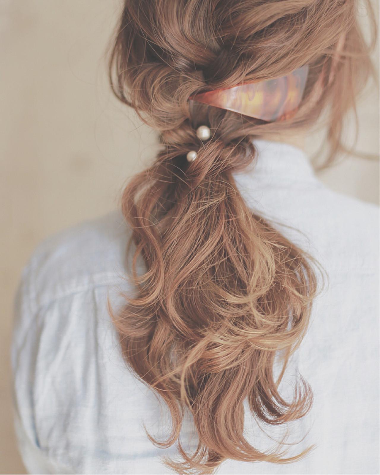 ロング ヘアアレンジ ショート ハイライト ヘアスタイルや髪型の写真・画像 | 谷本将太 nalu hair / nalu hair  (ナルーヘアー)