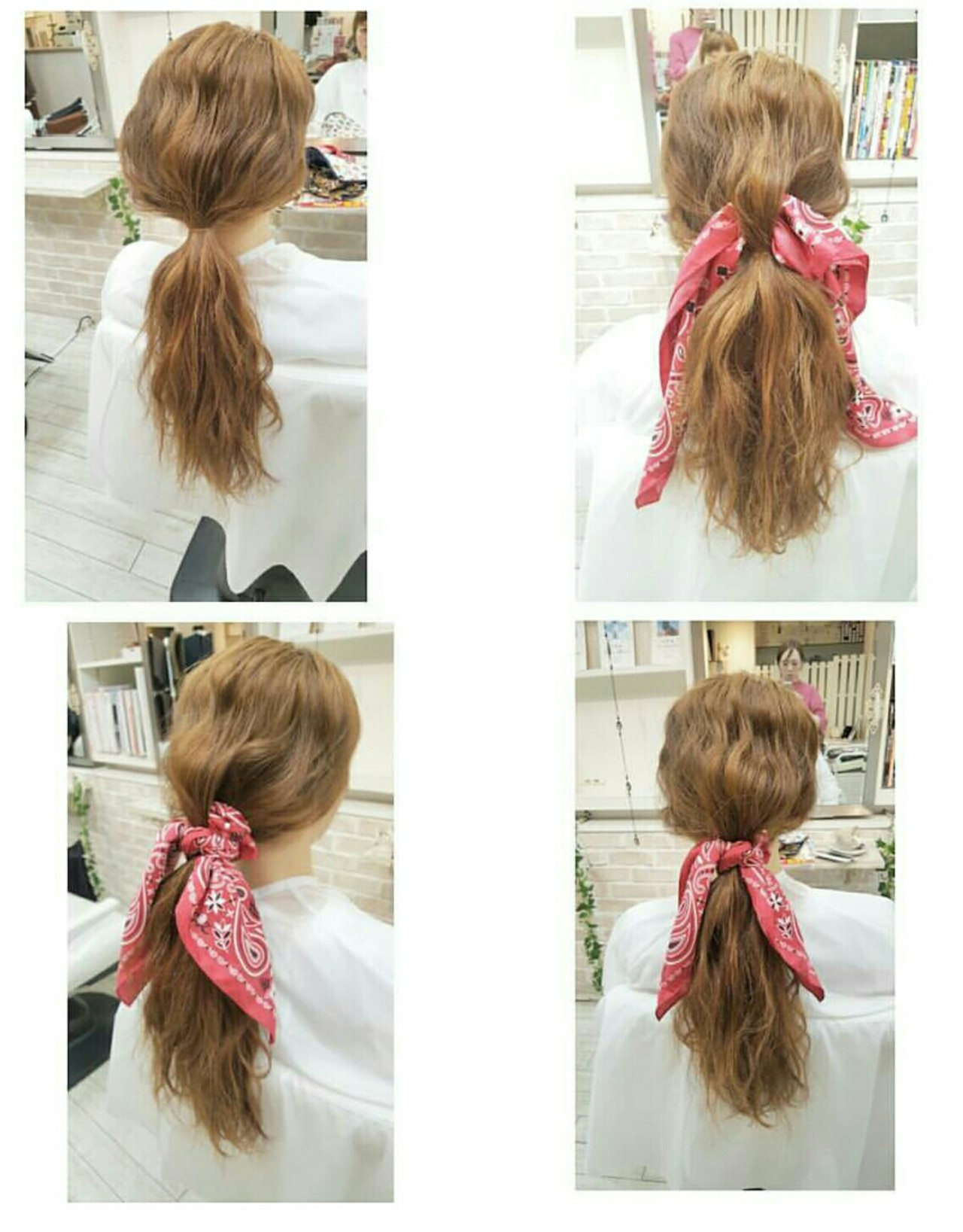 大人女子 ナチュラル ヘアアレンジ 簡単ヘアアレンジヘアスタイルや髪型の写真・画像