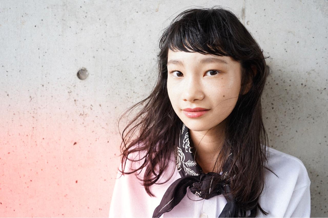 抜け感 ストリート アンニュイ くせ毛風 ヘアスタイルや髪型の写真・画像 | 佐野 正人 / nanuk / nanuk
