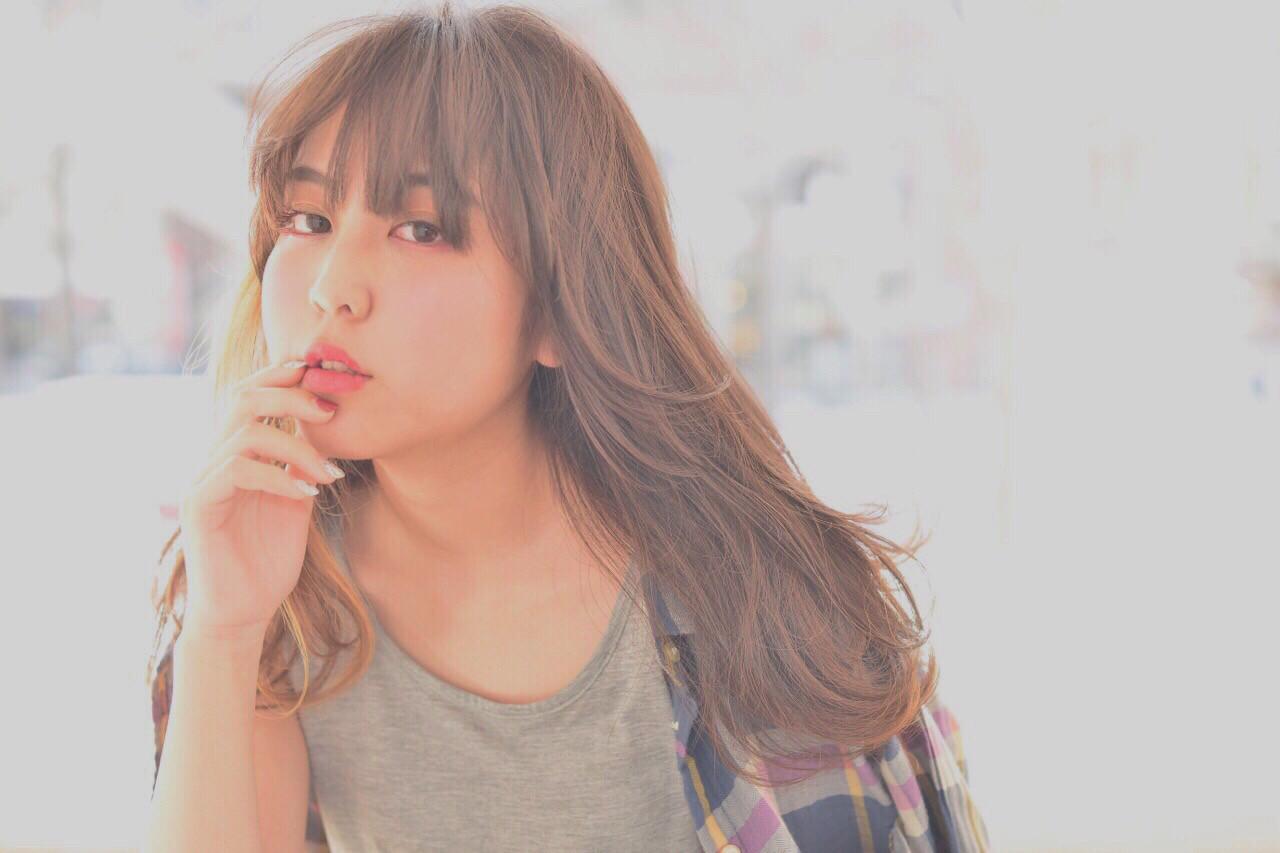新色で灰白色の透け髪に。2016年春夏は「フレンチカラー」で決まり♪ 土佐風花 / k-two shinsaibashi