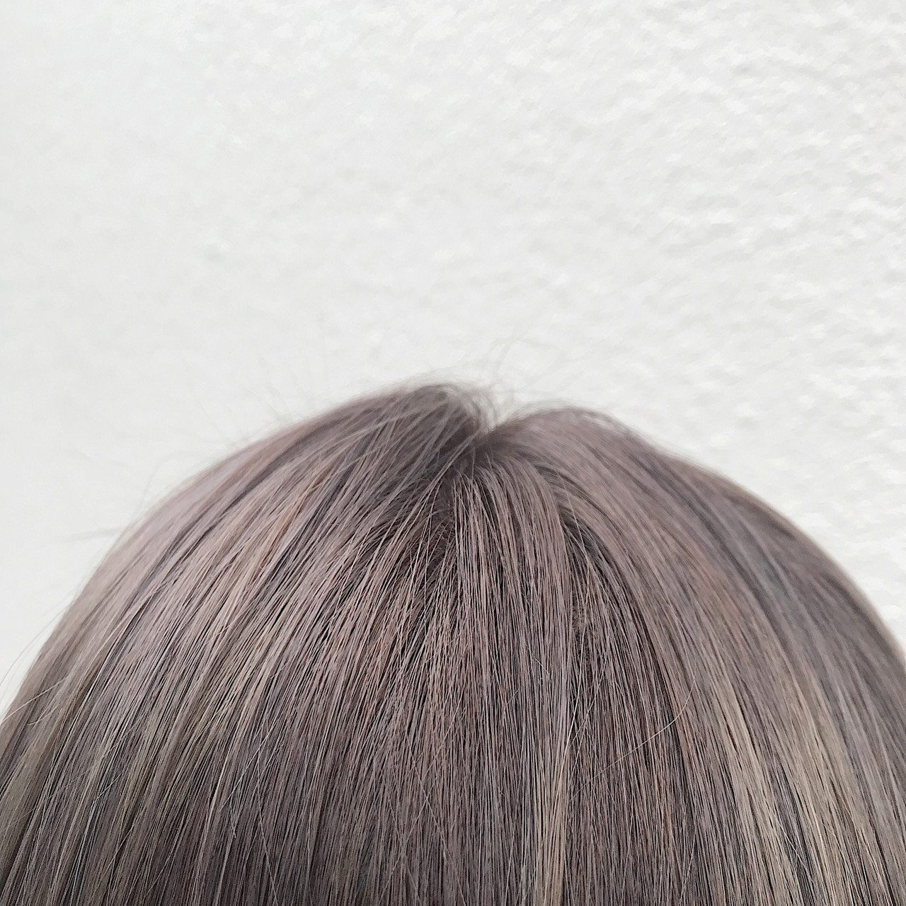 結婚式 ナチュラル ボブ グレージュ ヘアスタイルや髪型の写真・画像   槙山ユースケ/トップスタイリスト / chobii
