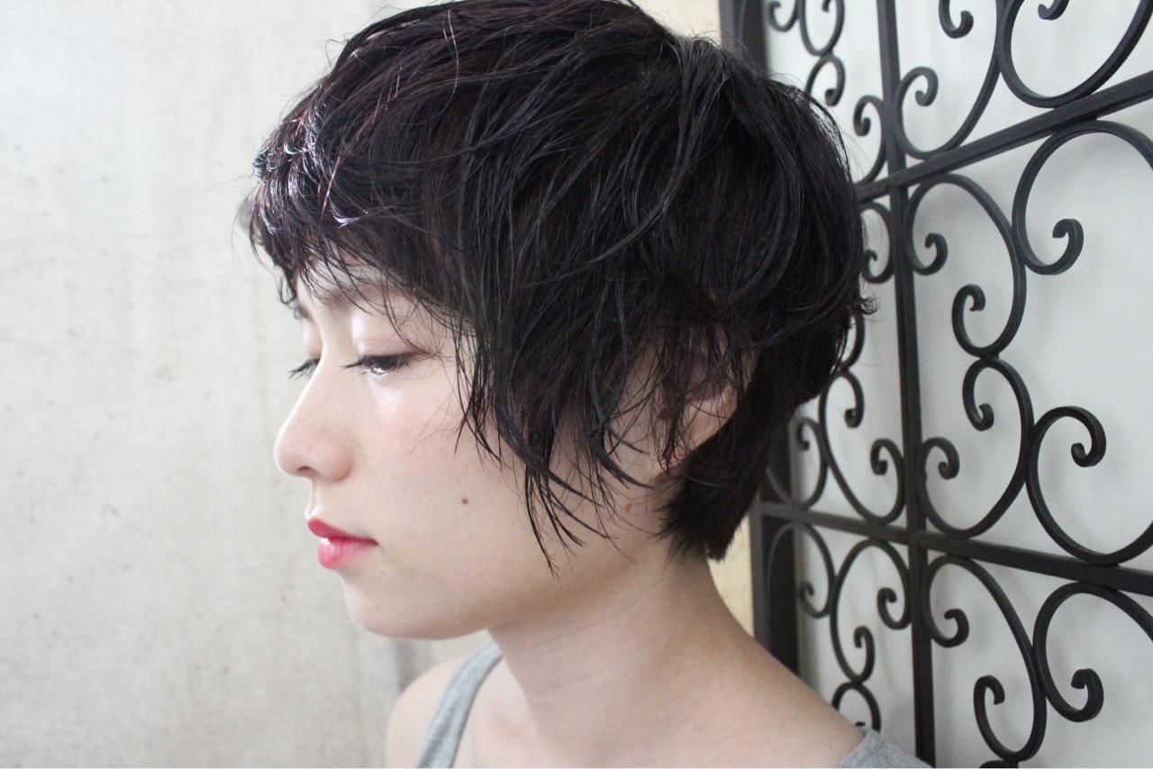 ピンクアッシュ 透明感 ナチュラル 秋 ヘアスタイルや髪型の写真・画像 | 上田智久 / ooit 福岡 天神 / ooit