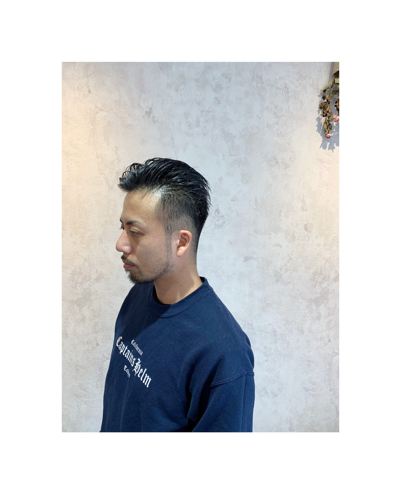 メンズカット メンズヘア メンズショート ショート ヘアスタイルや髪型の写真・画像 | 角谷 崇 / hair  Cou Cou