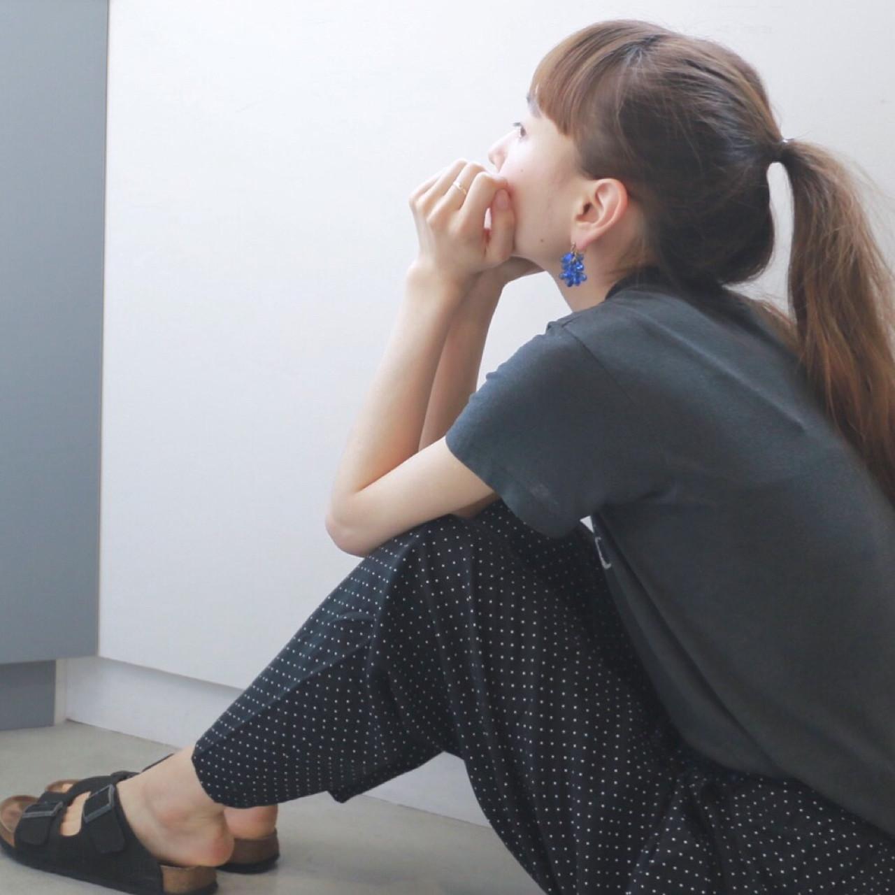 ワイドバング 大人かわいい ショート ヘアアレンジ ヘアスタイルや髪型の写真・画像   高橋 忍 / nanuk渋谷店(ナヌーク)