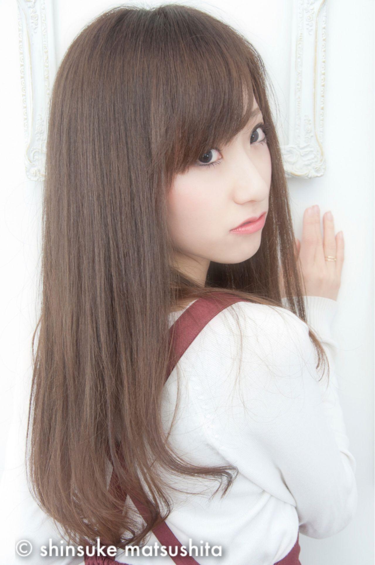 柔らかさならお任せ!人と差がつくマットカラー* 松下 真輔 / keep hair design