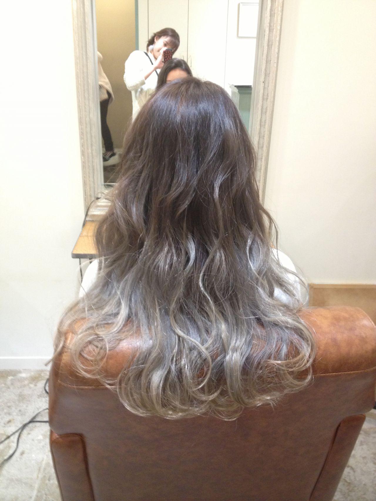 HAIRで人気のスナップをPickup!誰もが憧れるグラデーションカラー。 藤田 悦子 / miel hair&spa