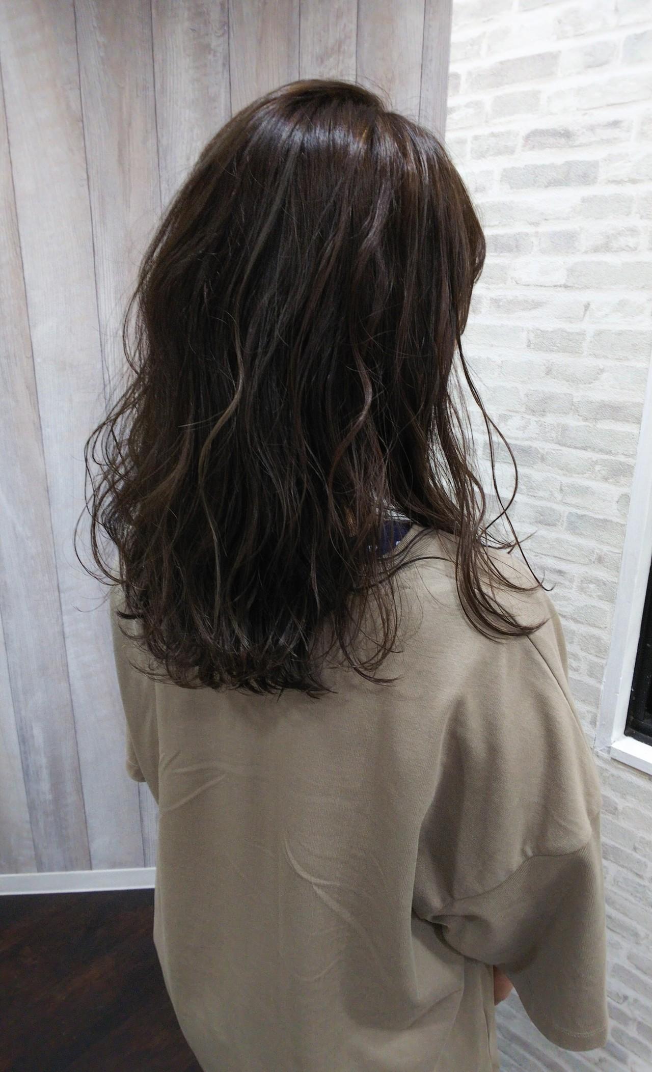 波巻き ハイライト ダブルカラー 夏 ヘアスタイルや髪型の写真・画像 | 奥村 亮太 / WILL hair 姫路駅前